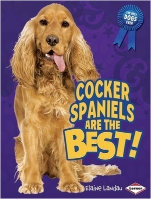 Cover: Cocker Spaniels Are the Best!