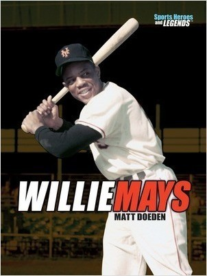 Cover: Willie Mays