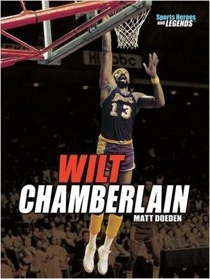 Cover: Wilt Chamberlain