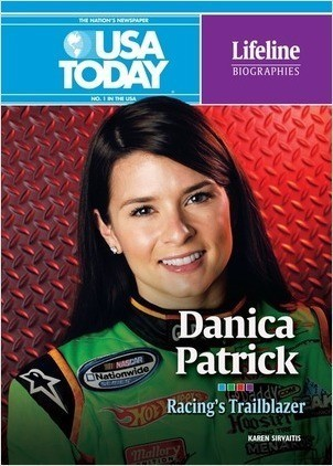 Cover: Danica Patrick: Racing's Trailblazer