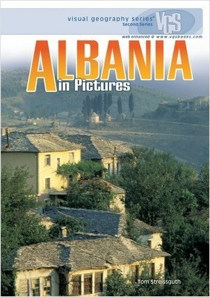 Cover: Albania in Pictures