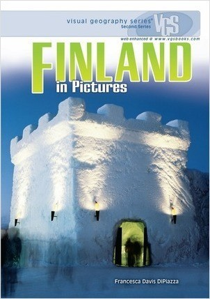 Cover: Finland in Pictures