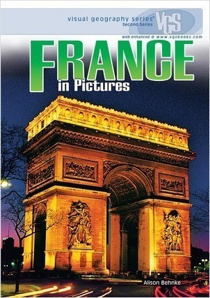 Cover: France in Pictures