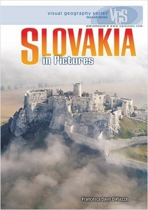 Cover: Slovakia in Pictures