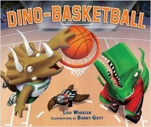 Cover: Dino-Basketball