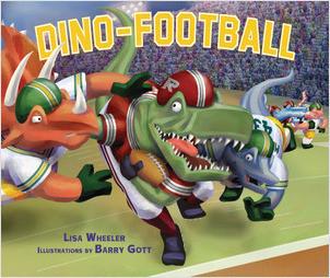 Cover: Dino-Football