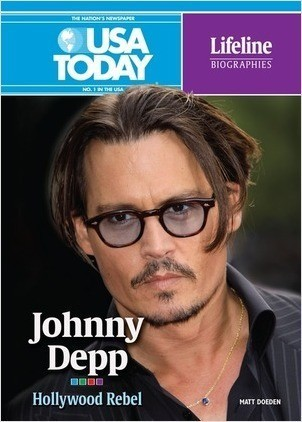Cover: Johnny Depp: Hollywood Rebel