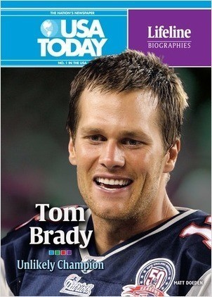 Cover: Tom Brady: Unlikely Champion