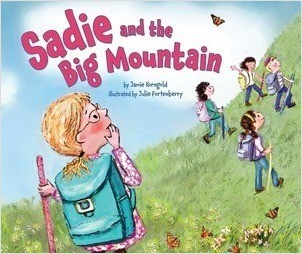 Cover: Sadie and the Big Mountain
