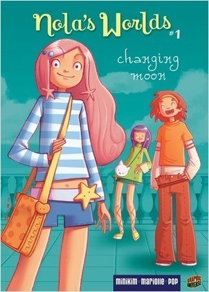 Cover: Changing Moon: Book 1