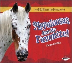 Cover: Appaloosas Are My Favorite!