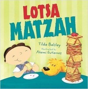 Cover: Lotsa Matzah