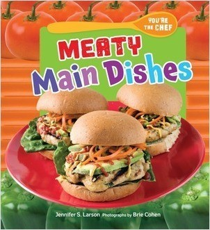 Cover: Meaty Main Dishes
