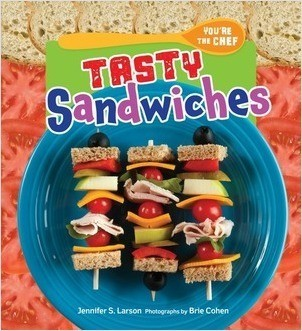 Cover: Tasty Sandwiches
