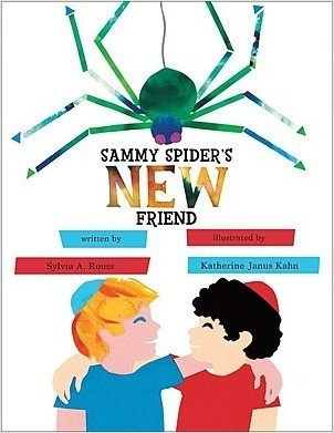 Cover: Sammy Spider's New Friend