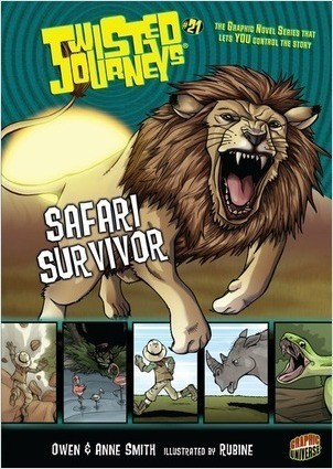 Cover: Safari Survivor: Book 21