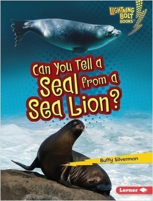 Cover: Can You Tell a Seal from a Sea Lion?