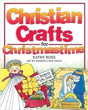 Cover: Christian Crafts for Christmastime