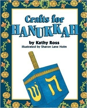 Cover: Crafts for Hanukkah