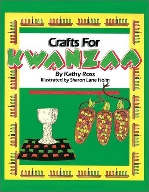 Cover: Crafts for Kwanzaa