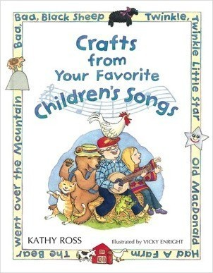 Cover: Crafts from Your Favorite Children's Songs
