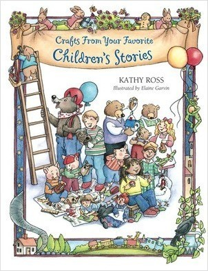 Cover: Crafts from Your Favorite Children's Stories