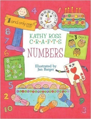 Cover: Kathy Ross Crafts Numbers