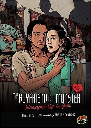 Cover: My Boyfriend Is a Monster — eBook Set
