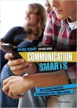Cover: Communication Smarts: How to Express Yourself Best in Conversations, Texts, E-mails, and More