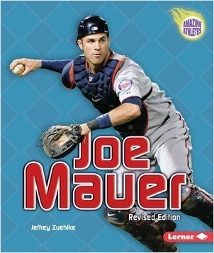 Cover: Joe Mauer, 2nd Edition