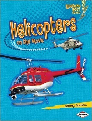 Cover: Helicopters on the Move