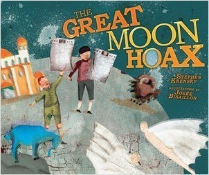 Cover: The Great Moon Hoax