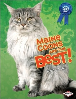 Cover: Maine Coons Are the Best!