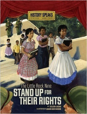 Cover: The Little Rock Nine Stand Up for Their Rights
