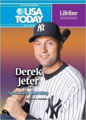 Cover: Derek Jeter: Spectacular Shortstop
