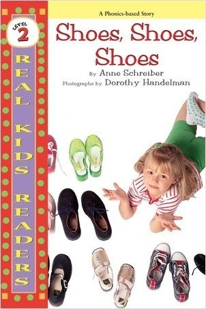 Cover: Shoes, Shoes, Shoes