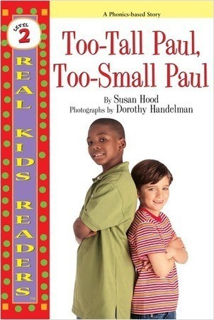 Cover: Too-Tall Paul, Too-Small Paul