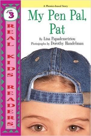 Cover: My Pen Pal, Pat