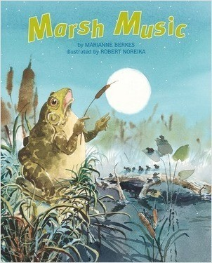 Cover: Marsh Music