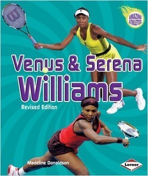 Cover: Venus & Serena Williams, 3rd Edition