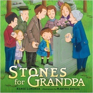 Cover: Stones for Grandpa