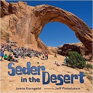Cover: Seder in the Desert
