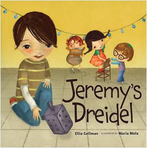Cover: Jeremy's Dreidel