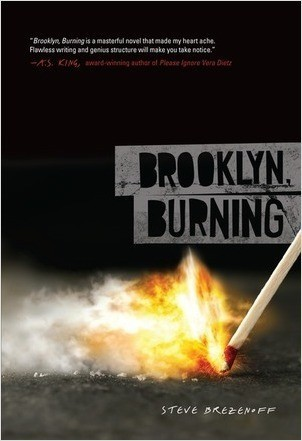 Cover: Brooklyn, Burning