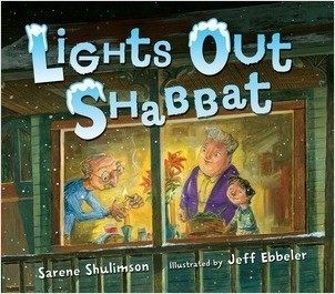 Cover: Lights Out Shabbat