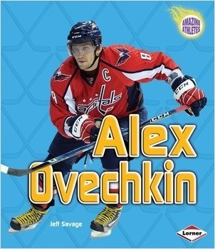 Cover: Alex Ovechkin