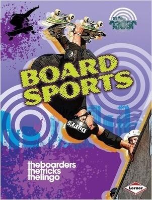 Cover: Board Sports