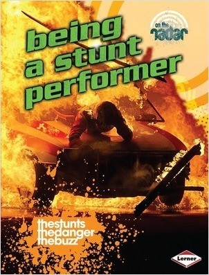 Cover: Being a Stunt Performer