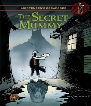 Cover: The Secret Mummy: Book 4