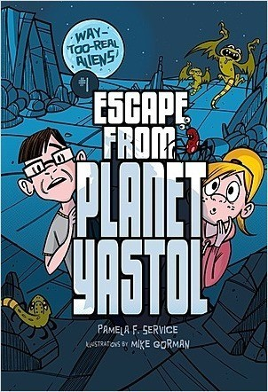 Cover: Escape from Planet Yastol
